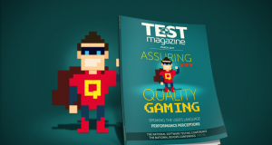 TEST Magazine agile March