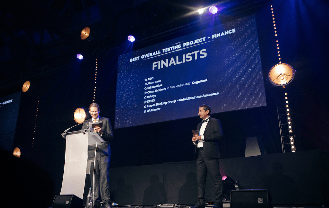 The European Software Testing Awards