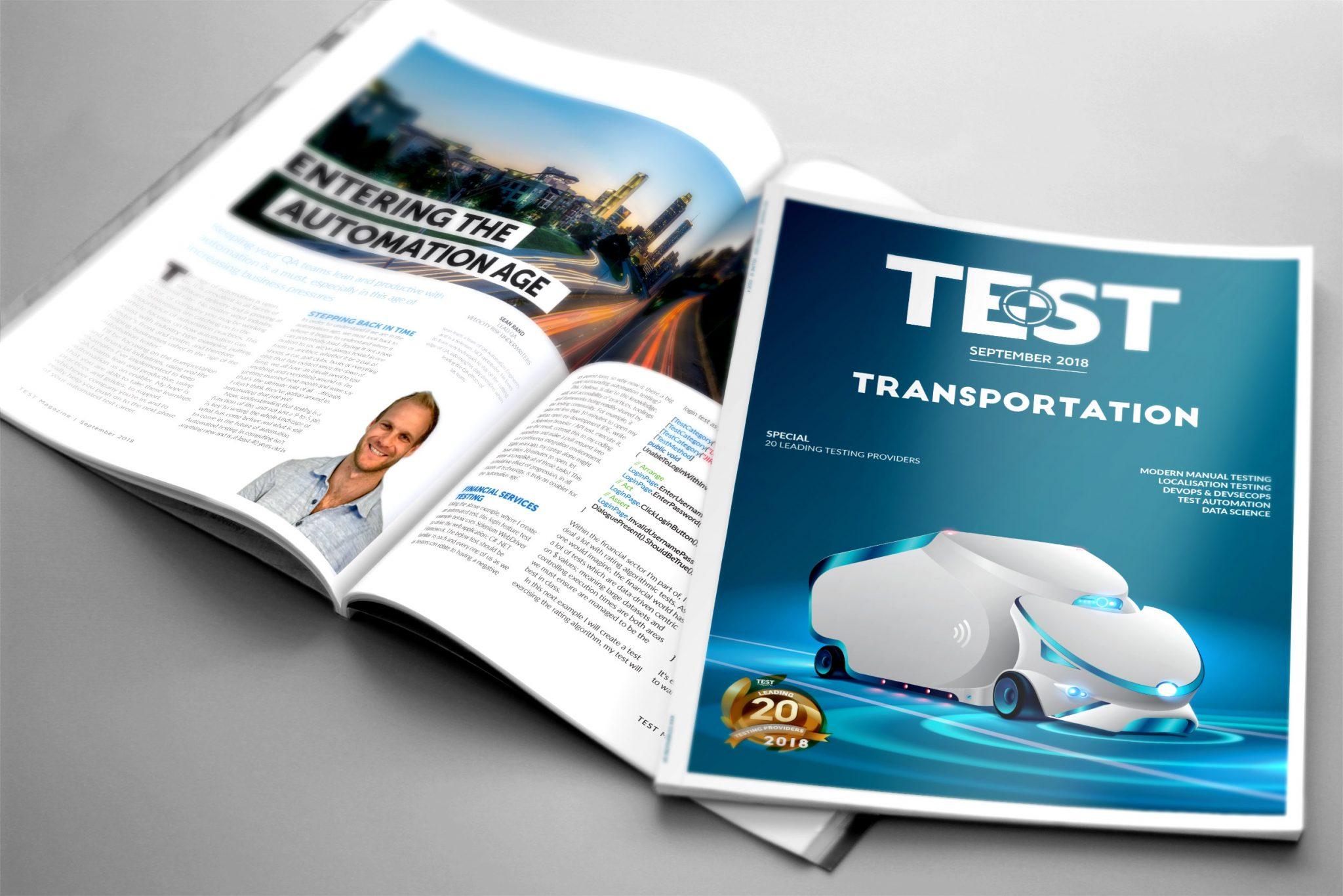 TEST Magazine